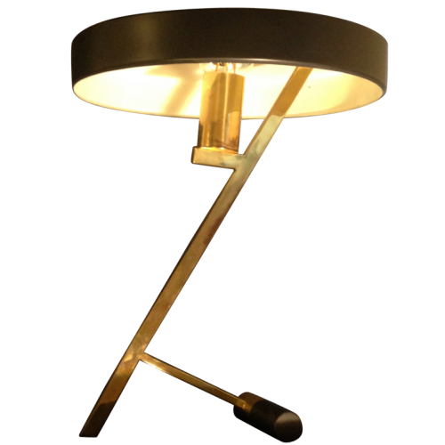 "Louis Christaan Kalff "" Lampe Z "" Edition Philips 1955"
