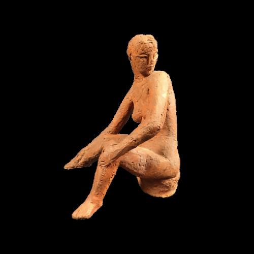 Rik Poot - terracotta unique piece