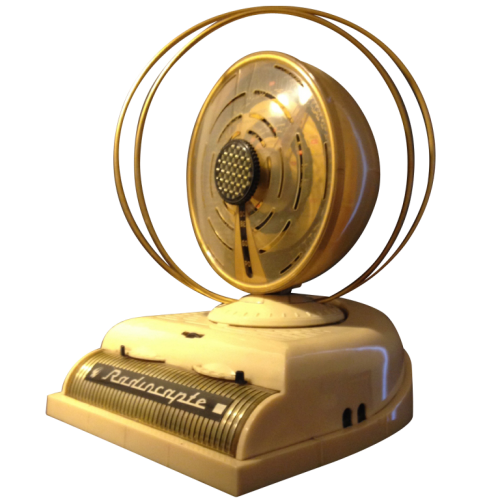 "Radiocapte, bakelite Radio ""Celard"" Grenoble, 1955"