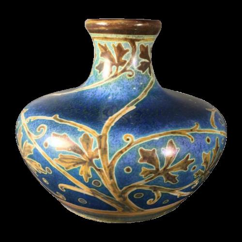 Pilkington 's Royal Lancastrian Liberty lustre vase by Gordon Mitchell Forsyth, circa 1905
