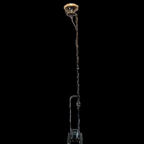 "ACHILLE & PIER GIACOMO CASTIGLIONI for FLOS, "" TOIO "" Design Modernist Floor lamp, 1962"
