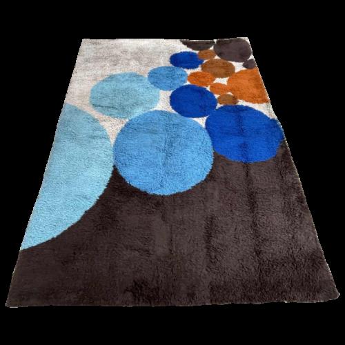 DESSO, Vintage Wool Rug / Carpet, ca 1970